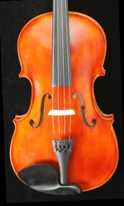 "Front Image of the ""Jocelyn"" Viola model from West Coast Strings"
